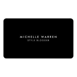 Simply Elegant Blogger Business Card II