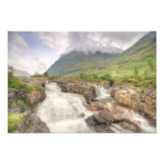 Simply Glencoe Photo Print