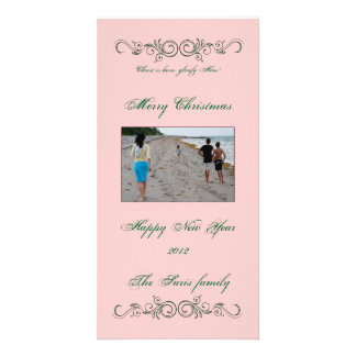 Simply Green Picture Card