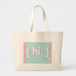 simply {hi.} Bag