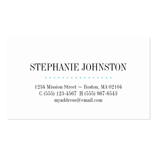 collections of personal networking card business cards
