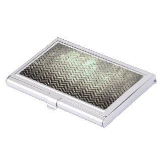 Simply Indusrial/Business Card holder-Faded G Gray Business Card Holders
