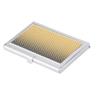 Simply Indusrial/Business Card Holder-Gold Business Card Holder