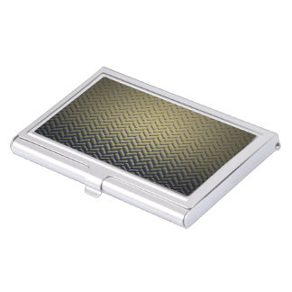 Simply Indusrial/Business Card holder-Olive Business Card Holder