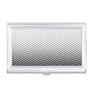 Simply Indusrial/Business Card holder-Silver Business Card Case