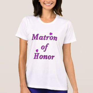 Simply Love Matron of Honor T-Shirt
