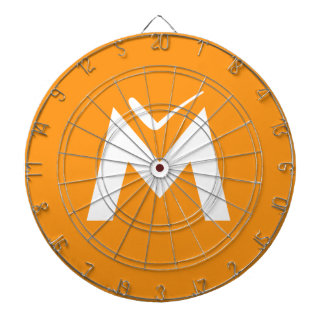 Simply MUE Dartboard With Darts