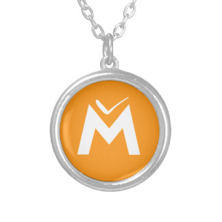 Simply MUE Silver Plated Necklace