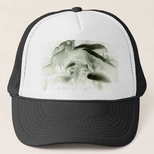 simply mushrooms trucker hat