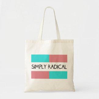 Simply Radical Flag Small Tote Bag