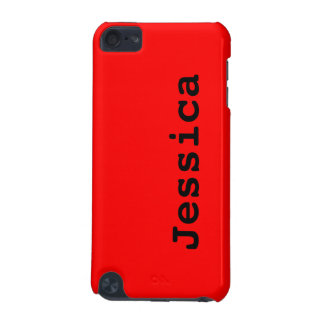 Simply Red iPod Touch 5g iPod Touch (5th Generation) Covers