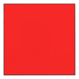 Simply Red Solid Color