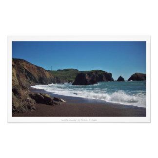 """Simply Serenity,"" Beach Art Photo"