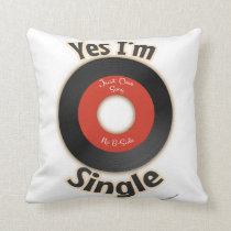 Simply Single Cushion