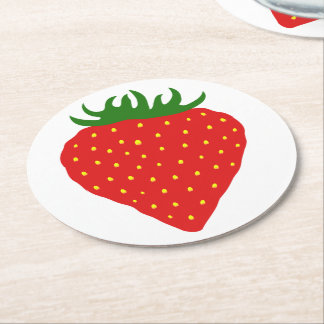 Simply Strawberry coasters