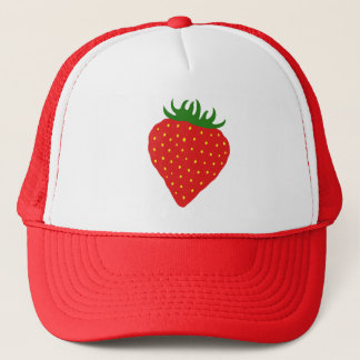 Simply Strawberry custom hat - choose color
