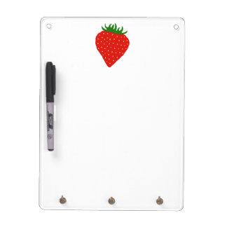 Simply Strawberry custom message board Dry-Erase Boards