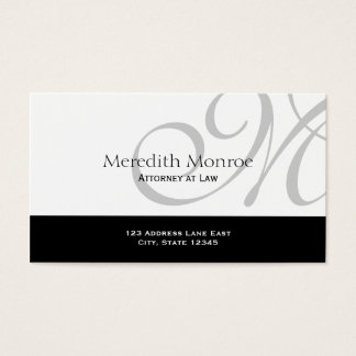 Simply Successful Business Card