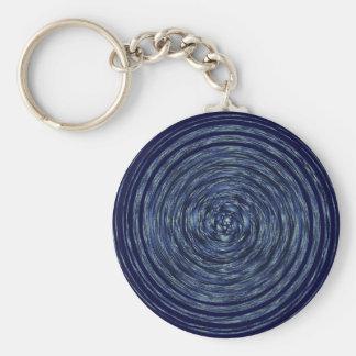 Simply Swirl2 Keychain