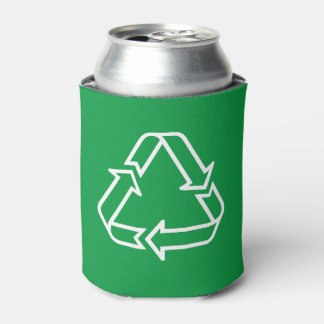 Simply Symbols / Icons - RECYCLING + ideas Can Cooler