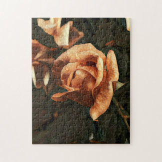Simply. The Rose Jigsaw Puzzle