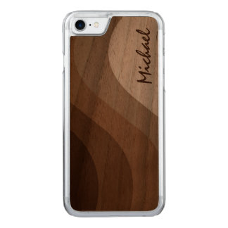 Simply Toned Carved iPhone 8/7 Case
