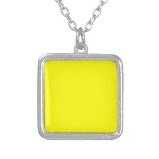 Simply Yellow Pendant