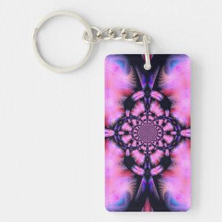 SimplyTonjia Cherokee Acrylic Key Chain