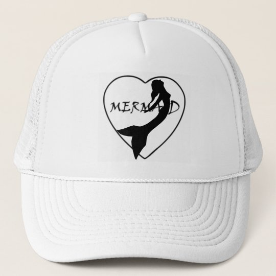 SimplyTonjia Mermaid Love Trucker Hat