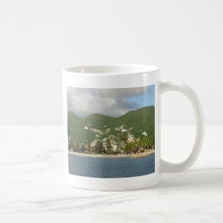 Simpson Bay St. Maarten Basic White Mug