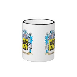 Simpson Coat of Arms - Family Crest Mug
