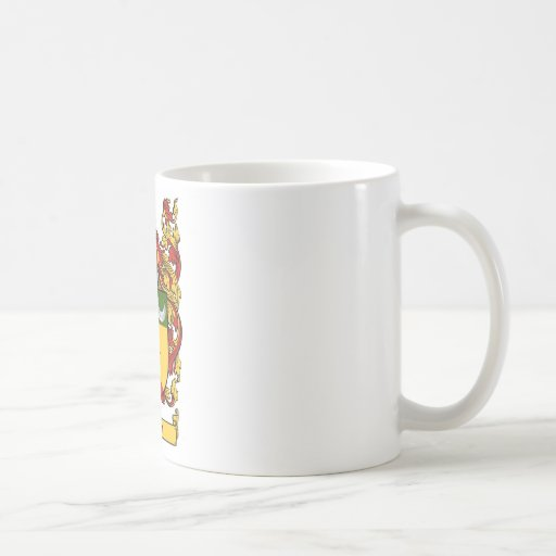 Simpson Crest - Coat of Arms Coffee Mugs
