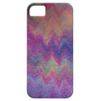 Simulated Metallic Paint Multi-colored iPhone 5 Cases