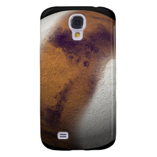 Simulated view of Mars Galaxy S4 Case