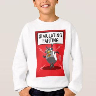 Simulating Farting Sweatshirt