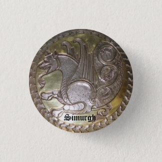 Simurgh 3 Cm Round Badge
