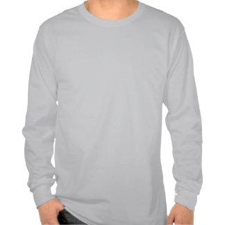 Sin Bin Hockey Distressed Skull T Shirt