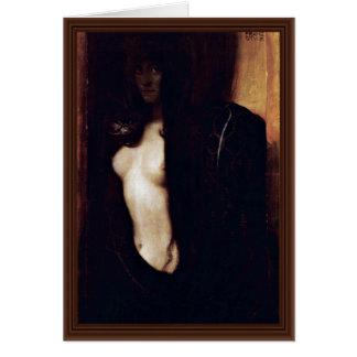 Sin By Stuck Franz Von Card