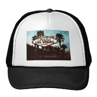 Sin City Mesh Hat