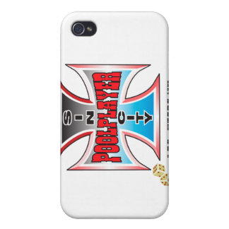 Sin City Pool Player iPhone 4/4S Cover