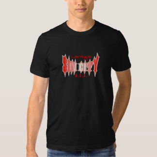 Sin City, USA T-shirt