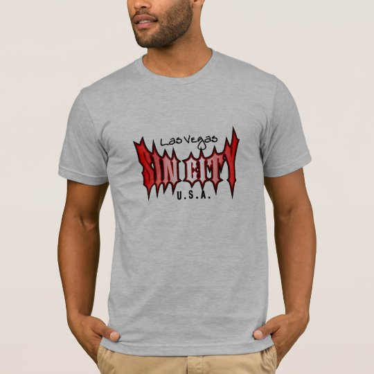 Sin City, USA T-Shirt