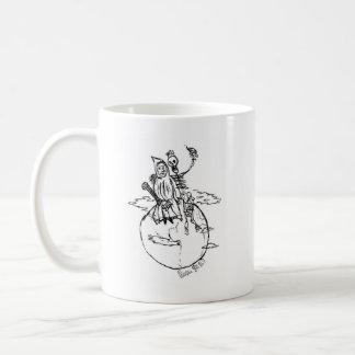 Sin & Death Coffee Mug