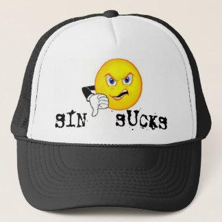 Sin Sucks Hat