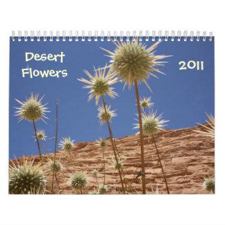 Sinai Desert Flowers Wall Calendar