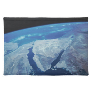 Sinai Peninsula from Space Placemat