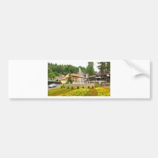 Sinaia, Romania Bumper Sticker