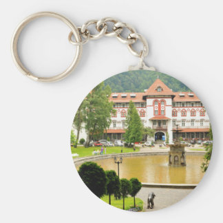 Sinaia, Romania Key Ring