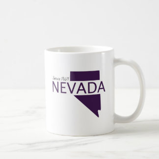 Since1864 Nevada Coffee Mug