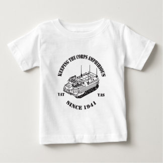 Since 1941 Track II logo Baby T-Shirt